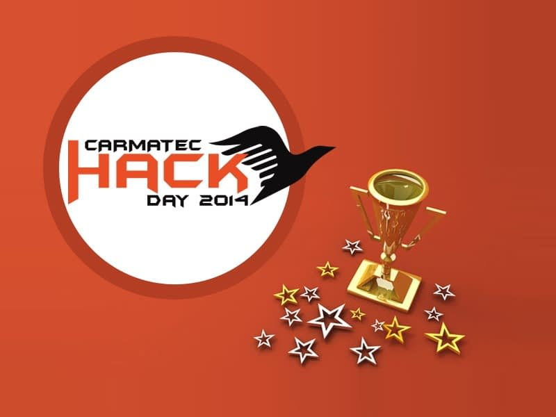 Hackathon held by Carmatec IT Solutions Pvt Ltd