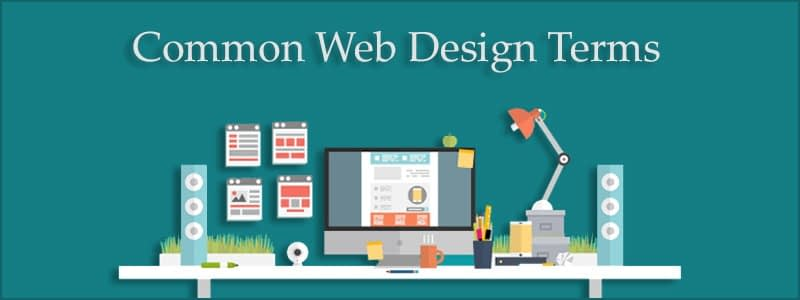 Common Web Design Terms