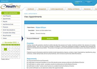 Ehealth Pro Clinic