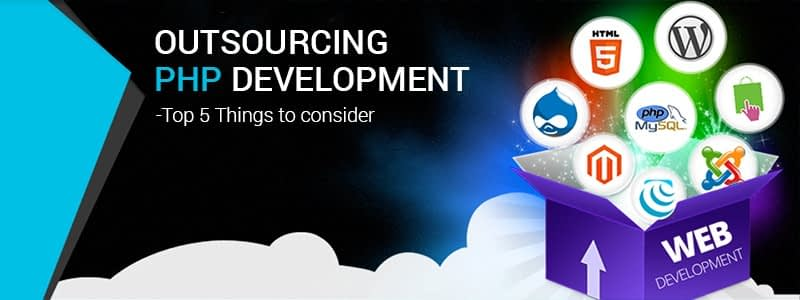 outsourcing php development
