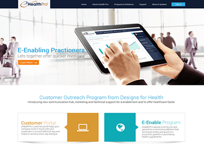 EHP Marketing App