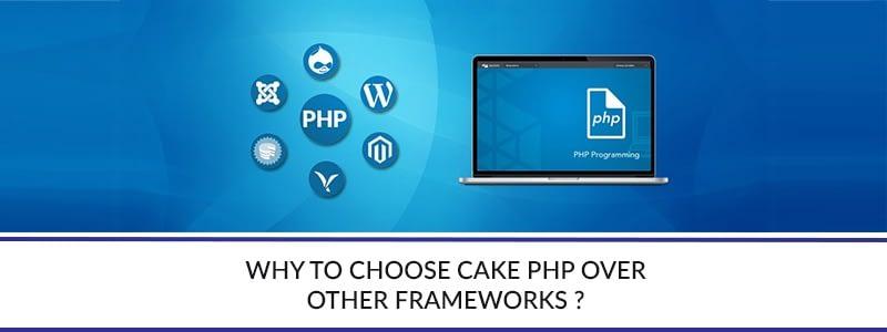 php over other frameworks