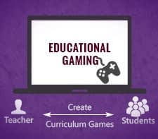 Educational Gaming Portal
