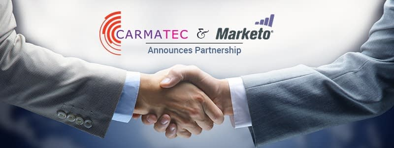 partnership with marketo